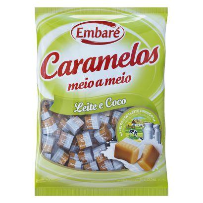 Caramelo Leite c/ Coco Embare 660g
