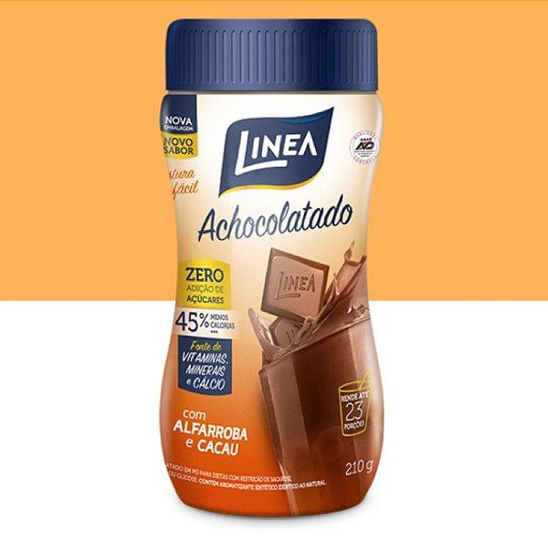 Achocolatado Linea Zero Açúcar 210g