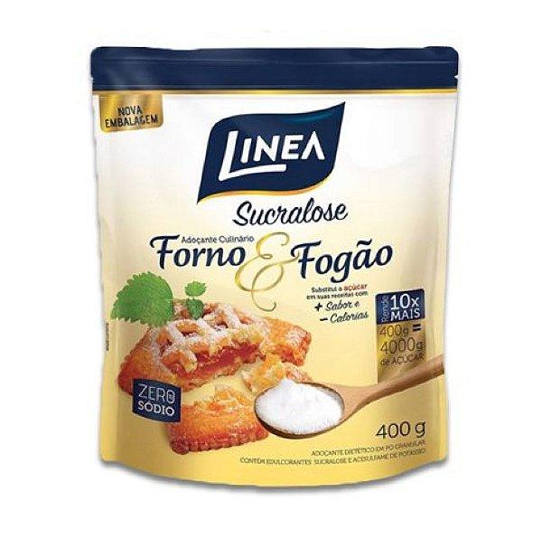 Adoçante Culinário Stevia Forno e Fogão Linea 400g