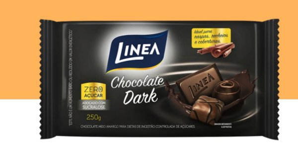 Chocolate Dark Linea 250g
