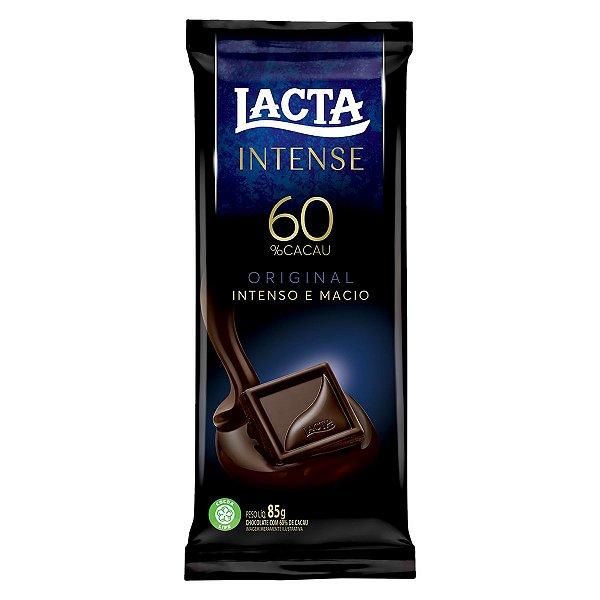 Chocolate Intense 60% Original Lacta Mondelez 85g