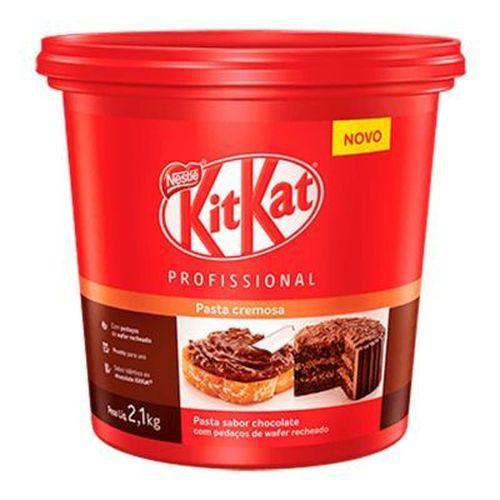Recheio e Cobertura Kit Kat Nestlé 2,1kg