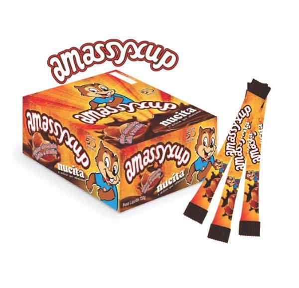 Chocolate AMASSYXUPE Nucita 750g