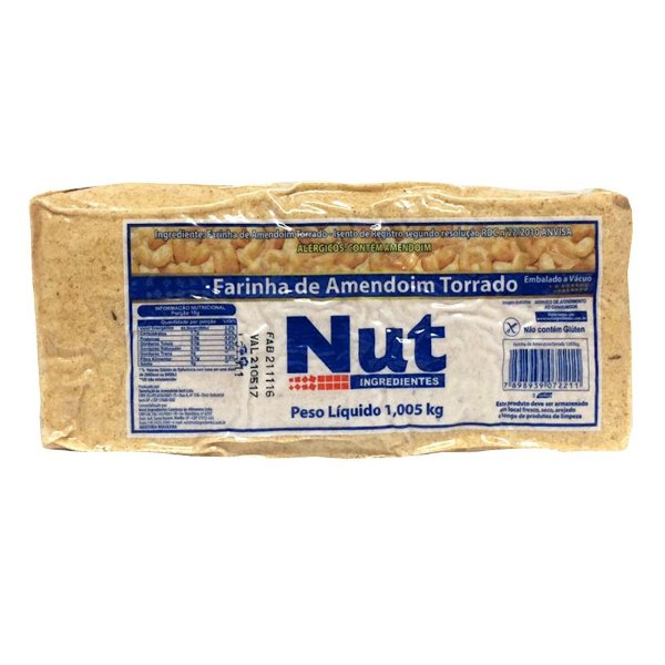 Farofa de Paçoca Nut 1,005kg