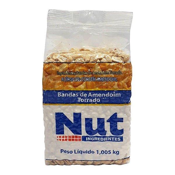 Banda Amendoim Torrado Nut 1,005kg