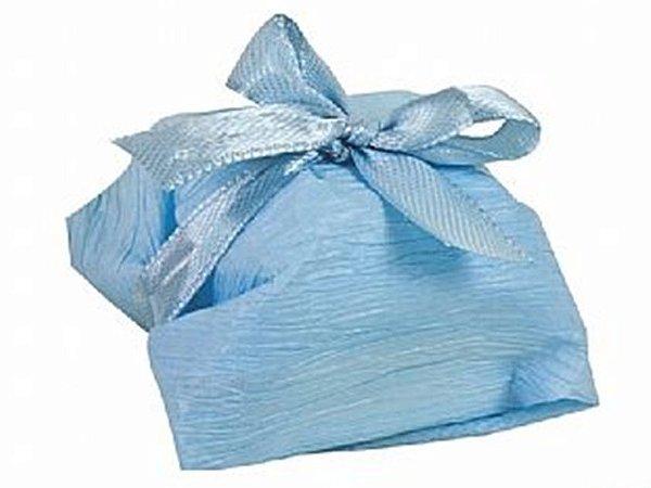 Embalagem Bem Casado Azul Claro 40 unid.