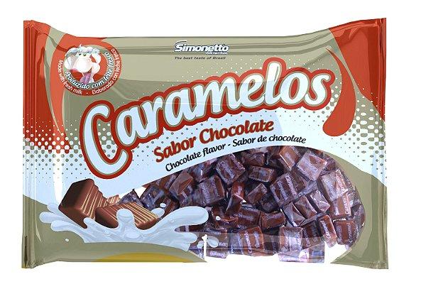 Caramelo Chocolate Simonetto 600g