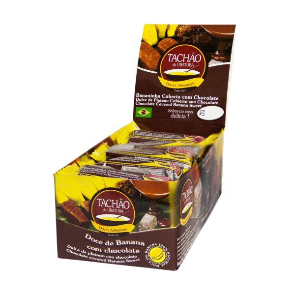Doce de banana c/chocolate Tachão 720g