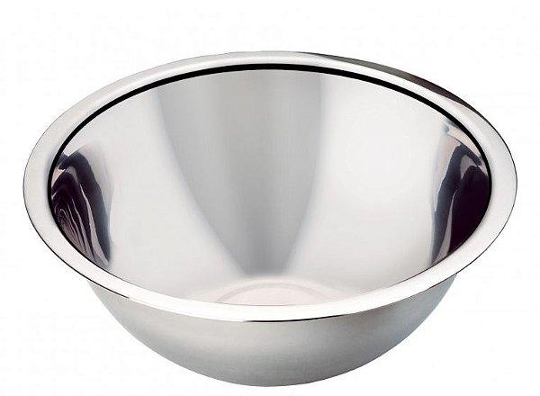 Bowl Inox Fundo Yazi 22cm