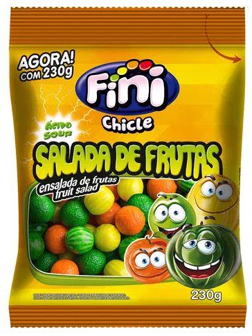 Chiclete Salada de Frutas Fini 230G