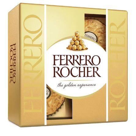 Bombom Ferrero Rocher Diamante 50g