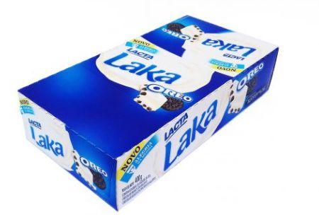 Chocolate Laka Oreo Lacta 400g