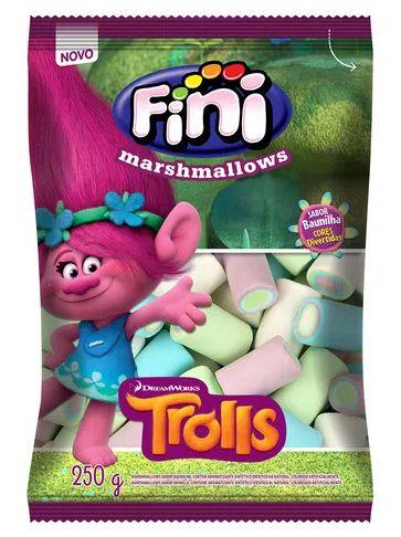 Marshmallows de Baunilha Trolls Fini 250g