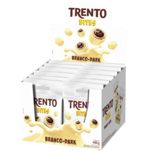 Trento Bites Branco-Dark Peccin 480G