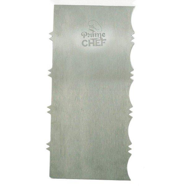 ESPATULA INOX DECORATIVA PRIME CHEF COD.SP8