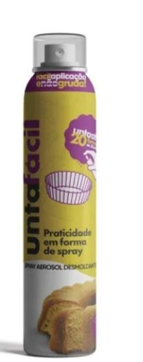 UNTA FÁCIL DESMOLDANTE SPRAY 180ML