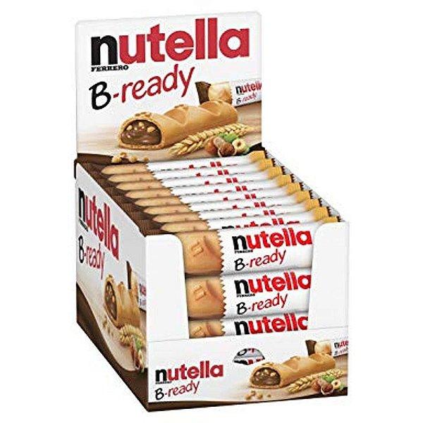 Ferrero Nutella Wafer B-ready 792g/36 unid.