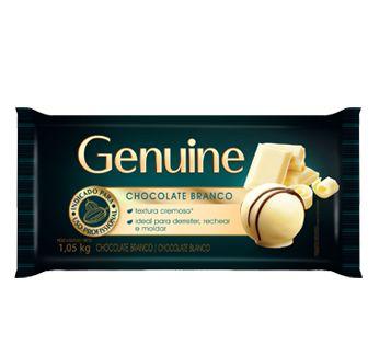 CHOCOLATE BRANCO GENUINE 1KG
