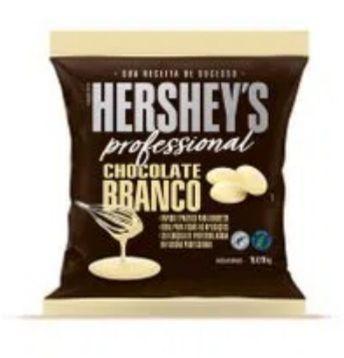 CHOCOLATE BRANCO HERSHEY'S PROFESSIONAL MOEDAS 1,01kg
