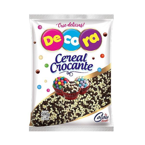Cereal Crocante mini mesclado Decora 500g