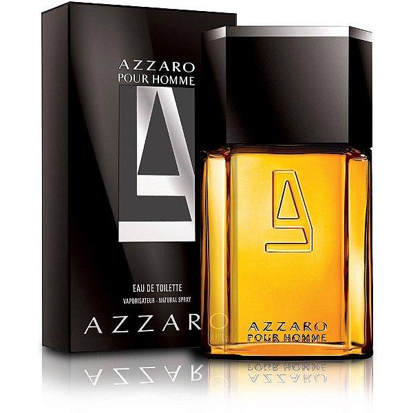 Azzaro Pour Homme Eau de Toillete  Masc 30ml - Azzaro