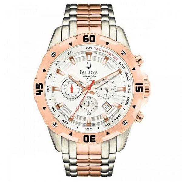 Relógio Bulova Marine Star WB31738Z