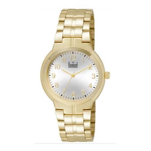 Relógio Dumont London Du2035luo/4k Dourado