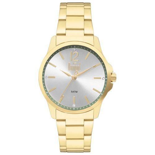 Relógio Dumont London Feminino Du2035lvb/4k