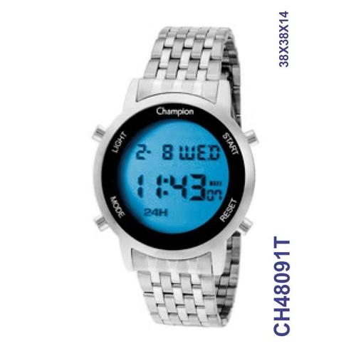 Relógio Pulso Feminino Champion Digital CH48091T