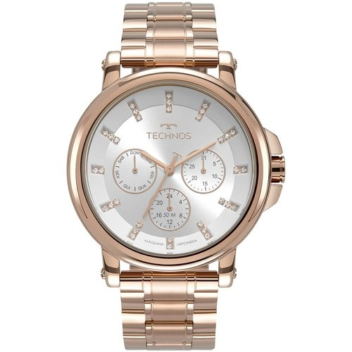 Relógio Technos Feminino Trend Rosé 6P29AKW/4K
