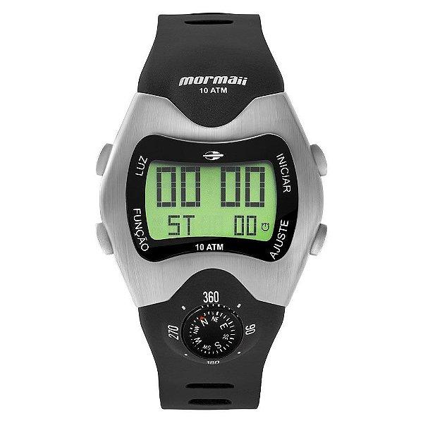 Relógio Mormaii Masculino Bússola  MO1324AB/1P