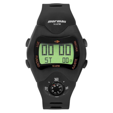 Relógio Mormaii Masculino Bússola MO1324AC/2P