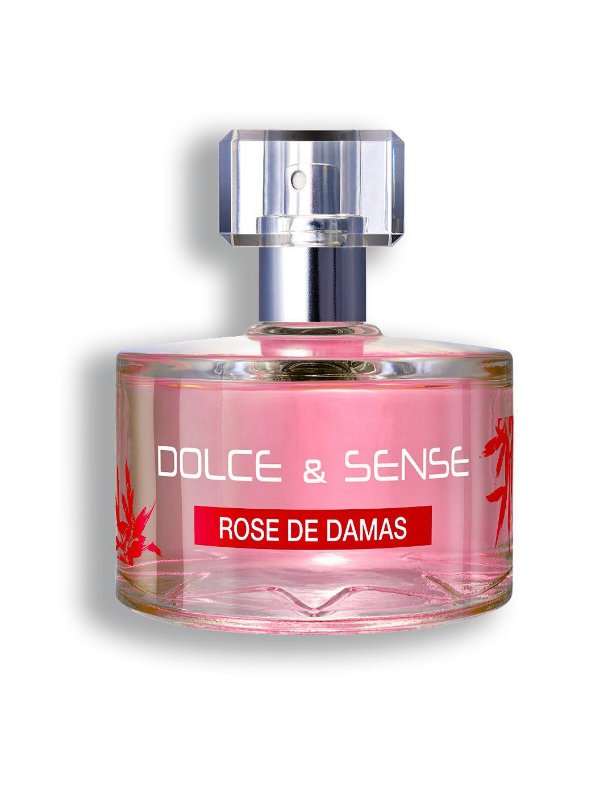 Perfume Dolce & Sense ROSE DE DAMAS EDP Paris Elysees - 60ML