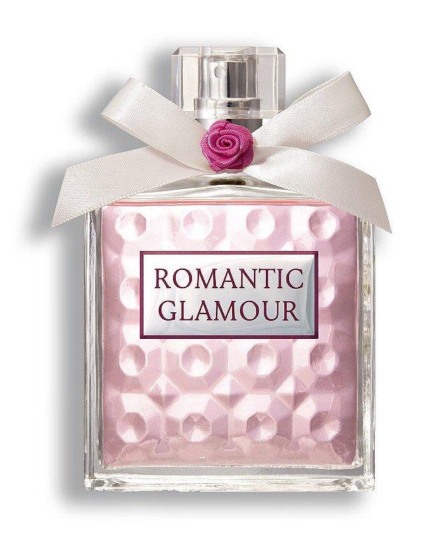 Perfume Romantic Glamour EDP Paris Elysees -  100ml