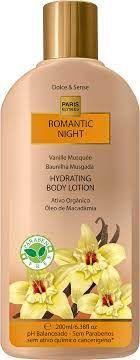 Paris Elysees Dolce & Sense Romantic Night - Loção Hidratante Corporal 200ml