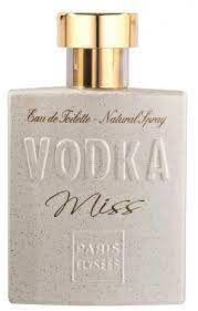 Perfume Miss Vodka EDT 100ml Paris Elysees