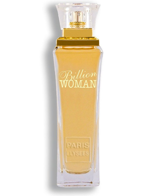 Perfume Billion Woman EDT 100ml Paris Elysees