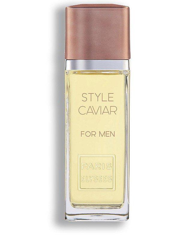 Perfume Style Caviar For Men EDT Paris Elysees -  100ml