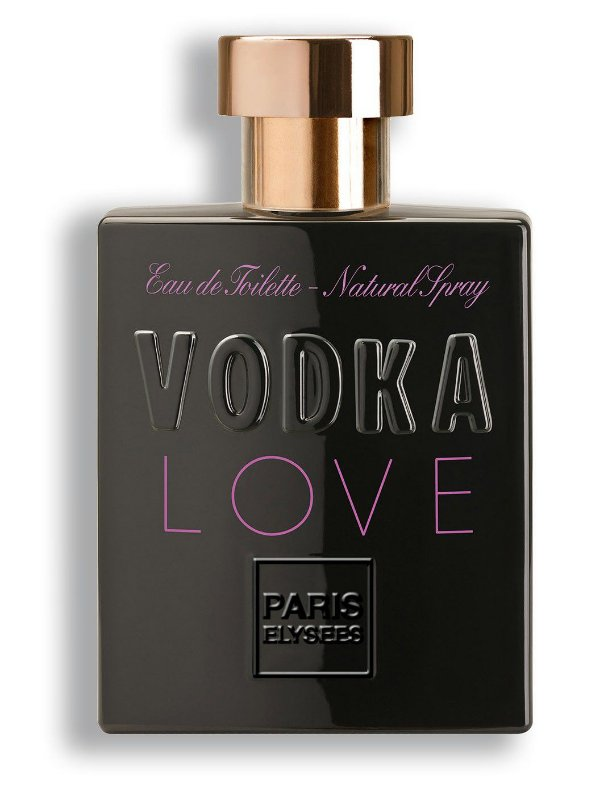 Perfume Vodka Love EDT 100ml Paris Elysees