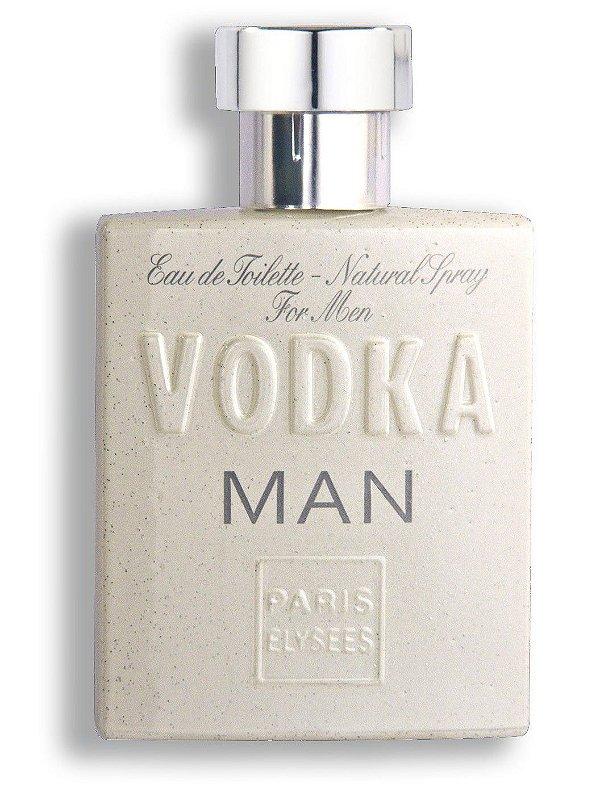 Perfume Vodka Man EDT Paris Elysees -  100ml