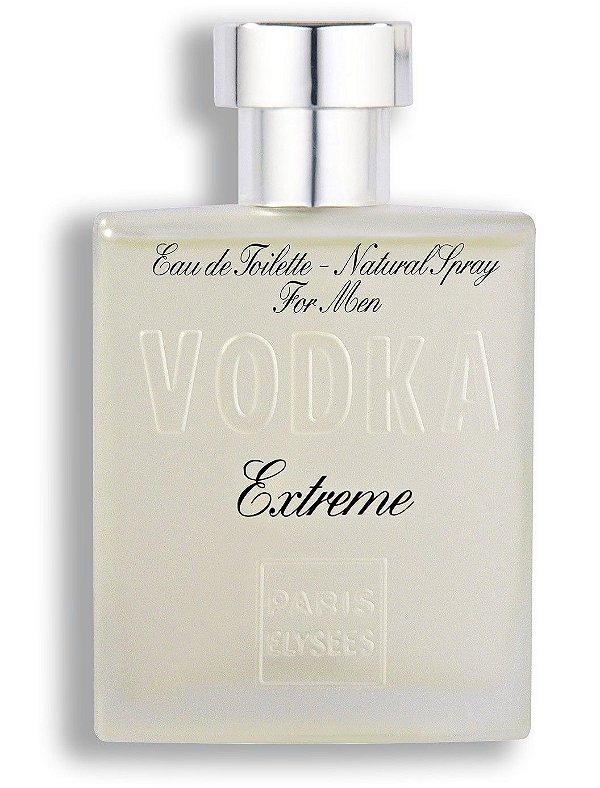 Perfume Vodka Extreme EDT Paris Elysees -  100ml