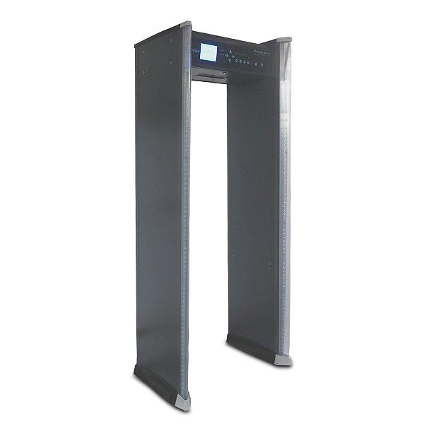 Portal detector de metal 8 Zonas DP3/8