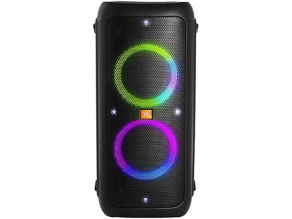 Caixa de Som JBL Partybox 300 Bluetooth - Preta