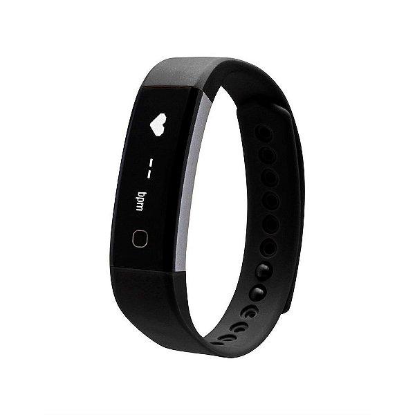 Smartwatch Xtrax Fit Band Preto| Original - 1 ano de Garantia