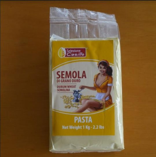 Farinha de Semola