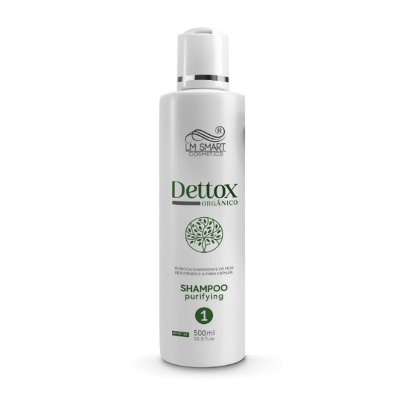 Shampoo purifying Dettox