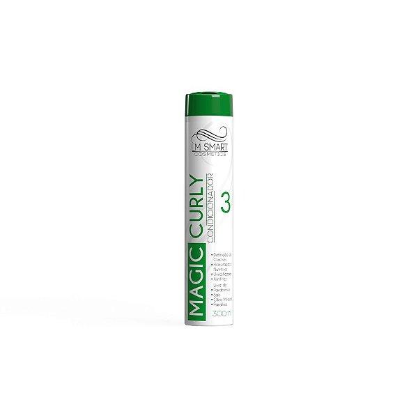 Condicionador para Cabelos Cacheados - Magic Curly 300ml