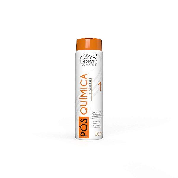 Shampoo para cabelo com Progressiva Pós Química 300ml