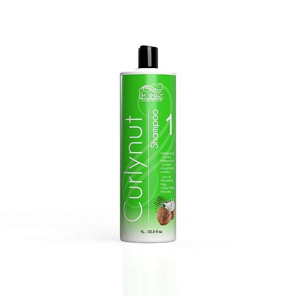 Shampoo Curlynut  Manutenção para Cabelos Cacheados 1000ml