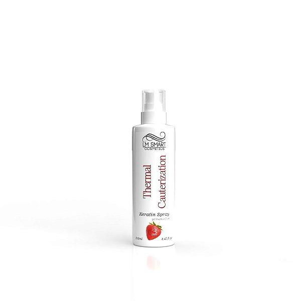 Spray de Keratina Kit Cauterização Capilar Thermal Cauterization
